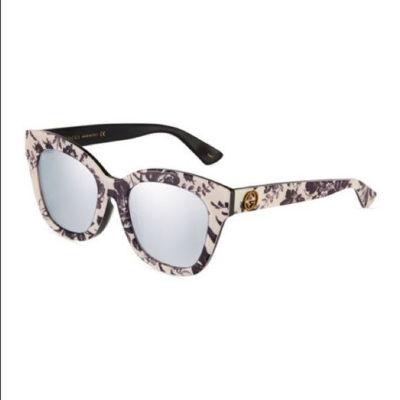 Brand NEW Gucci Floral Summer Sunglasses